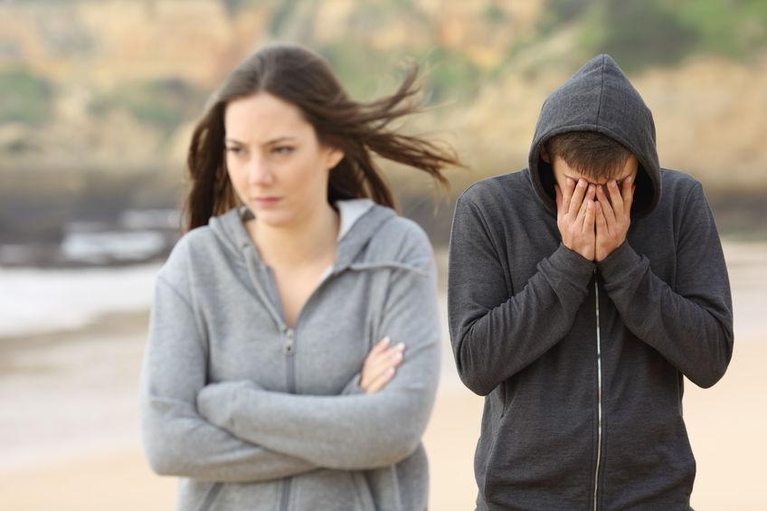 Comment Se Faire Pardonner Après Une Grosse Erreur : Les Femmes Vous Donnent Leur Avis !